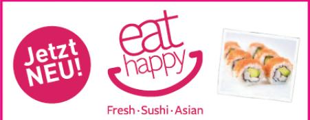 -NEU- täglich frisches Sushi – asiatisch Essen